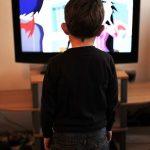 ecranului TV